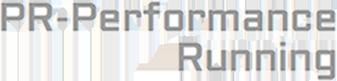 PR-Performance Running Logo